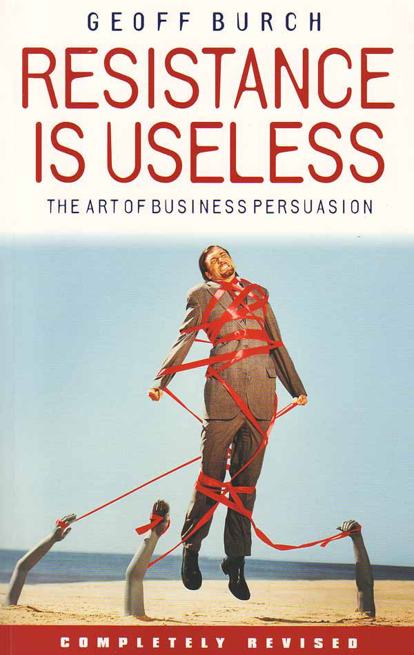 Resistance Is Useless book cover