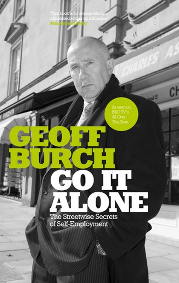 Go It Alone book cover
