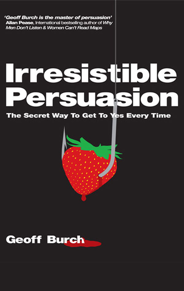 Irresistible Persuasion book cover