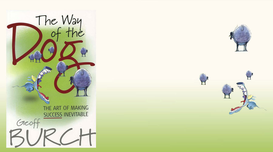 the way of the dog book artwork